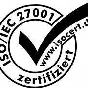 Die Biteno GmbH ist nach ISO 27001 zertifiziert