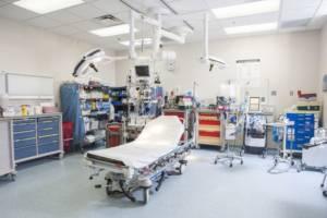 In Krankenhäusern ist die USV wichtig.